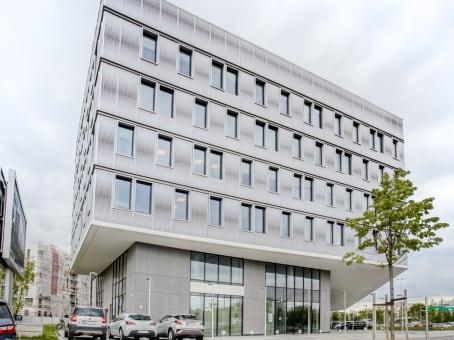 建筑位于WarsawIdzikowskiego 16, Masovia 1