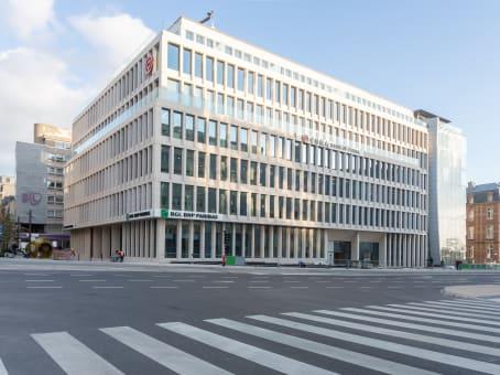 建筑位于Luxembourg53 Bd Royal 1