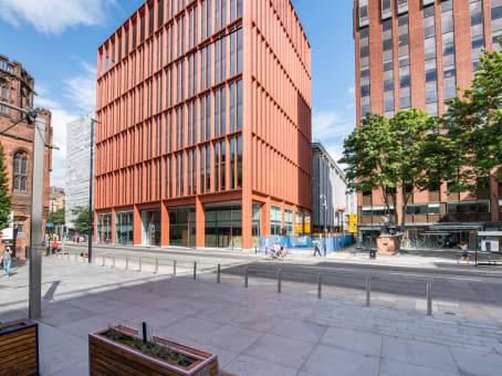 建筑位于Manchester125 Deansgate 1