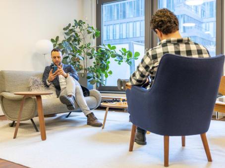 建筑位于DusseldorfBreite Straße 3, Königsallee 1