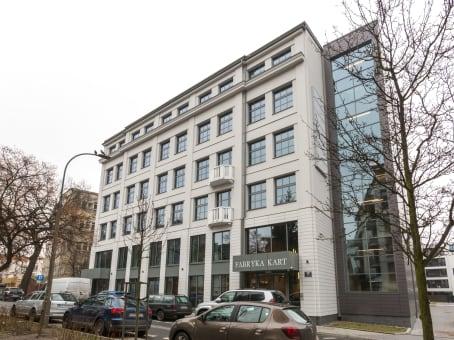 建筑位于Krakow13 Cieszynska street, Fabryka Kart, 1, 2, 3, 4, 5 pietro 1