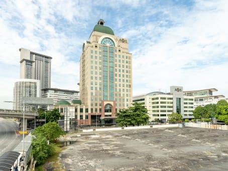 建筑位于Petaling Jaya2, Jalan 51a/223, Level 3, Menara Axis, Seksyen 51a 1
