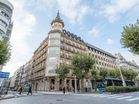 建筑位于San SebastianAvenida Libertad, 17, 2nd Floor 1