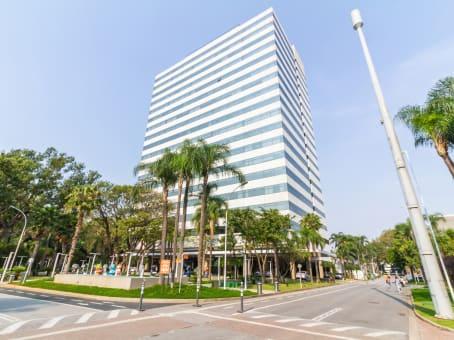 建筑位于Sao PauloRua Werner Von Siemens, 111, Lapa de Baixo 1