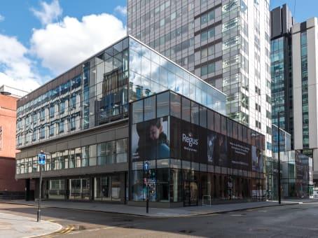 建筑位于Manchester7 Charlotte Street, St James Tower 1