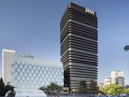 建筑位于MadridPaseo de la Castellana, 81, 13th Floor 1