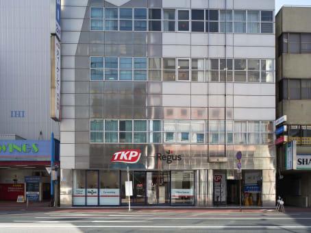 建筑位于Matsuyama4-3-7 Chifunemachi, Aono Building 1F 1
