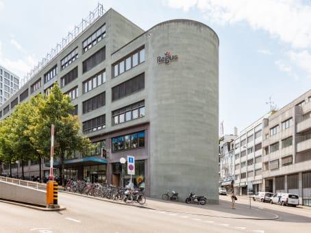 建筑位于BaselInnere Margarethenstrasse 5, Heuwaage 1