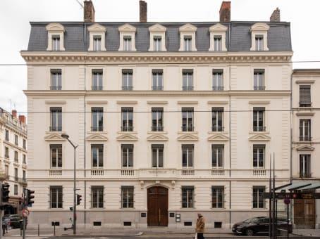 建筑位于Lyon41 cours de la liberté 1