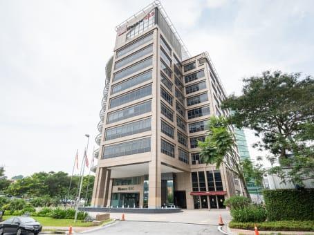 建筑位于Petaling JayaLevel 8 & 9, Menara UAC, No. 12, Jalan PJU 7/5 1