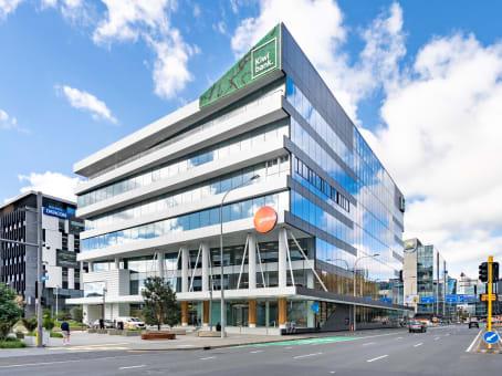 建筑位于Auckland155 Fanshawe Street 1