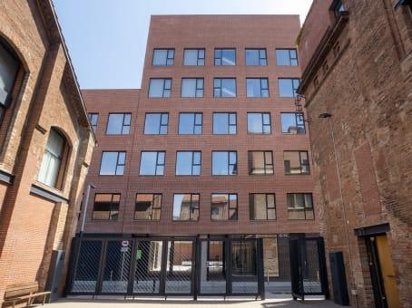 建筑位于BarcelonaPassatge Mas de Roda, 6-14 1