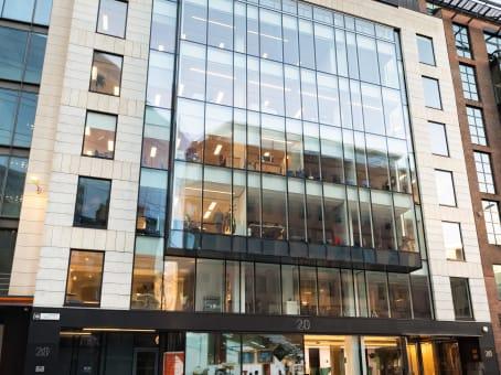 建筑位于London20 St. Andrew Street, Holborn Circus 1