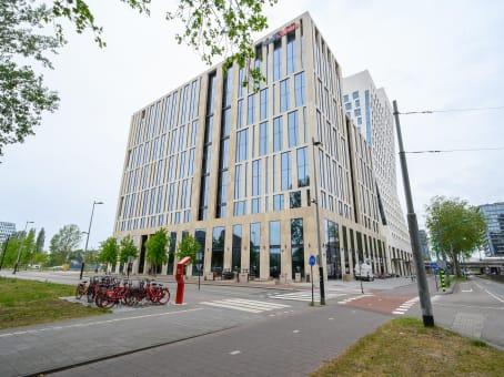 建筑位于AmsterdamGustav Mahlerlaan 1212 1