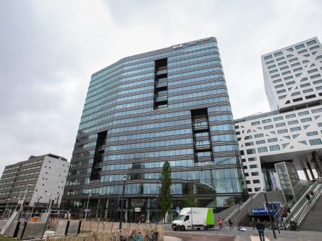 建筑位于UtrechtStadsplateau 7 1