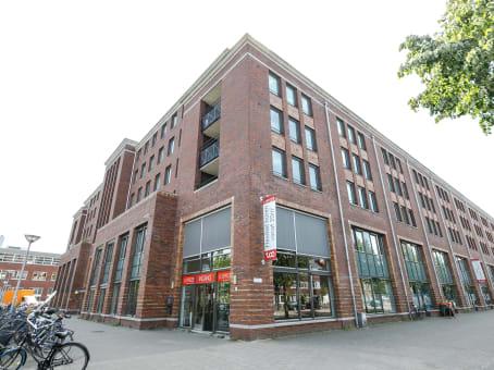 建筑位于UtrechtNiasstraat 1 1