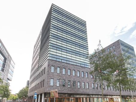 建筑位于AmersfoortSmallepad 32 1