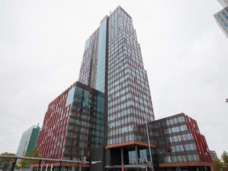 建筑位于AlmereP.J. Oudweg 4 1
