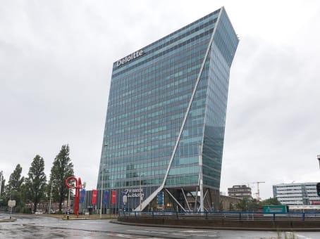 建筑位于Den HaagSchenkkade 50 1