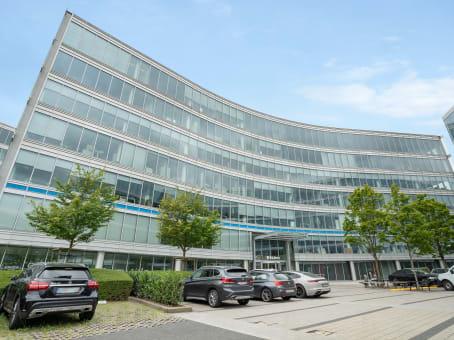 建筑位于BrusselsDa Vincilaan 9 1