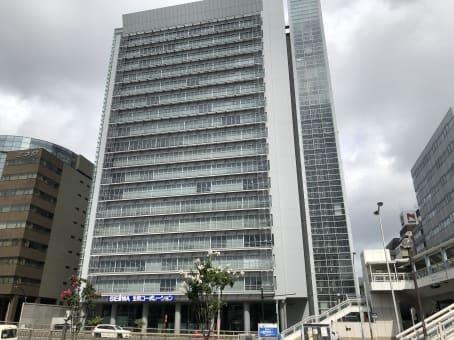 建筑位于Yokohama2-3-12 Shin Yokohama, 14F Shin Yokohama Square, Kohoku-ku 1