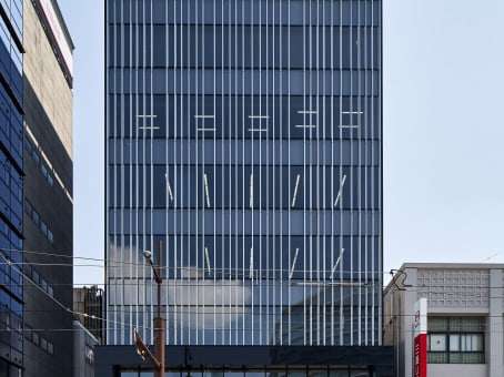 建筑位于Kumamoto1-28 Shinshigai, THE・PLACE Hanabata Building 6F・7F, Chuo-ku 1