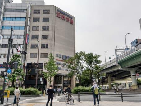 建筑位于Osaka4-1-15 Namba, 1-3F Kintetsu Namba Bldg, Chuo-ku 1