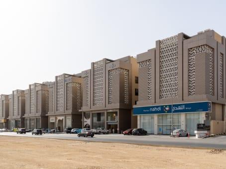 建筑位于RiyadhPrince Mohammed Ibn Salman Road, Ar Rabi, Spring Towers, 3rd floor 1