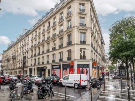 建筑位于Paris2 Rue Jean Lantier 1