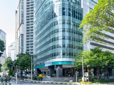 建筑位于Kuala LumpurNo. 1, Jalan Pinang, Level 30, 31 & 32, Menara Prestige 1