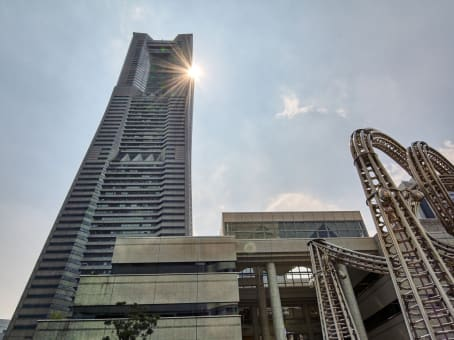 建筑位于Yokohama2-2-1 Minatomirai, 5F Yokohama Landmark Plaza, Nishi-ku 1