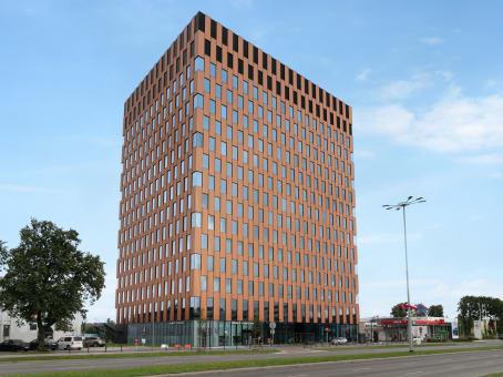 建筑位于GdanskAl. Grunwaldzka 345-347 1