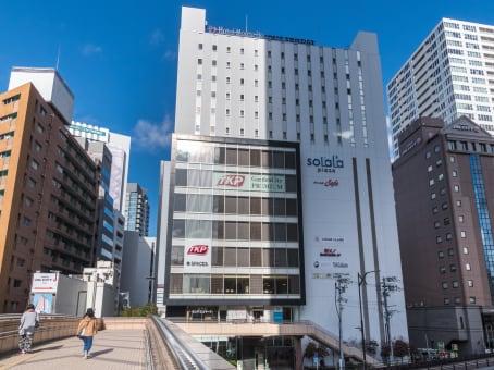 建筑位于Sendai1-2-15 Kakyoin, 3F Solala Plaza, Aoba-ku 1