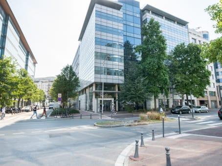 建筑位于Issy Les Moulineaux13 Rue Camille Desmoulins 1