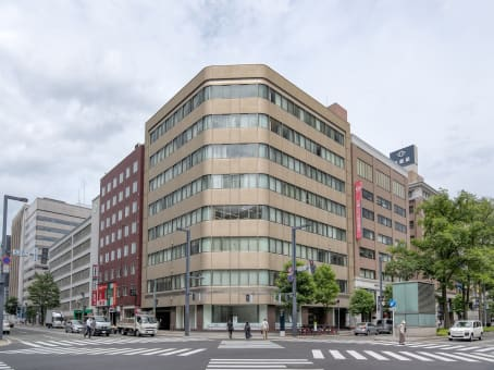 建筑位于Sapporo1-7, Kita 4 jo Nishi 4 cho-me, 1-3F, MMS Sapporo Ekimae bldg, Chuou-Ku 1