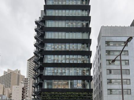 建筑位于Tokyo2-5-8 Akasaka, Hulic JP Akasaka Bldg, Minato-ku 1