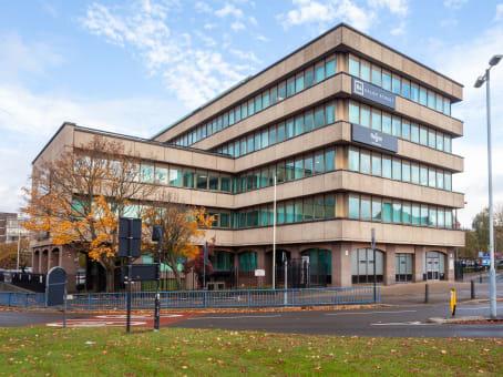 建筑位于Wolverhampton84 Salop Street, 3rd & 4th floors 1