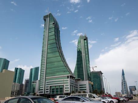 建筑位于ManamaEast Tower, 11th Floor, Bahrain Financial Harbour, Manama/Sea Front 346 1