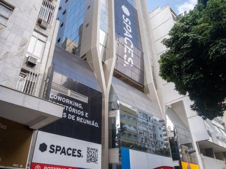 建筑位于Rio de JaneiroRua Visconde de Pirajá, 495 1