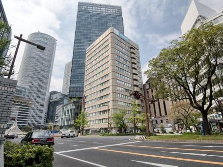 建筑位于Nagoya3-26-8 Meieki, 13F Aichi KDX Nagoya Ekimae Building, Nakamura-ku 1