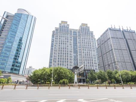 建筑位于北京市建国门外大街甲12号, 新华保险大厦15层, 朝阳区 1