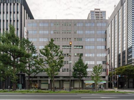 建筑位于Osaka3-5-13 Awaji-machi, 2F Soken Midosuji Building, Chuo-ku 1