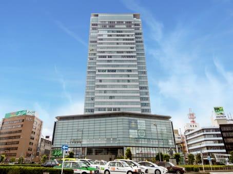 建筑位于Shizuoka17-1 Konyacho, 1F Aoi Tower, Aoi-ku 1