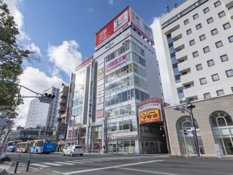 建筑位于Koriyama2-3-7, Ekimae, 2F/3F, Elite 30 Building 1