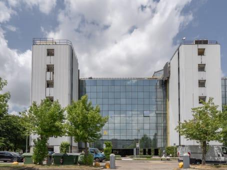 建筑位于MilanAssago Milanofiori Strada 4, Palazzo A7 A10 1