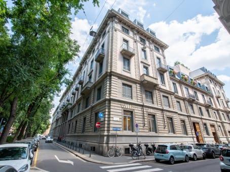 建筑位于MilanForo Buonaparte 22 1