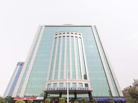 建筑位于New DelhiNehru Place, 15th Floor, Eros Corporate Tower 1