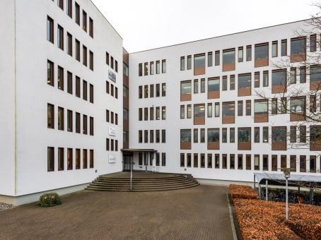 Building at Automatikvej 1 in Soborg 1