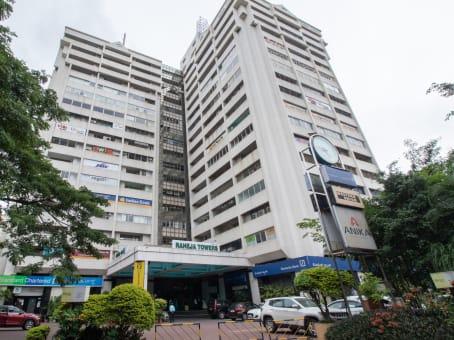 建筑位于Bangalore26-27, Mahatma Gandhi Road, Level 9, Raheja Towers 1