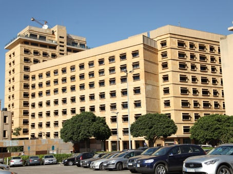 Lokalizacja budynku: ulica Azarieh Building, Azarieh Street Bloc A5- Fifth Floor, Beirut Central district, Beirut 1
